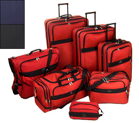 Atlantic Concord II 7 Piece Luggage Set