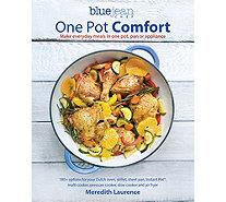 """One Pot Comfort"" Cookbook by Meredith Laurence - F13386"