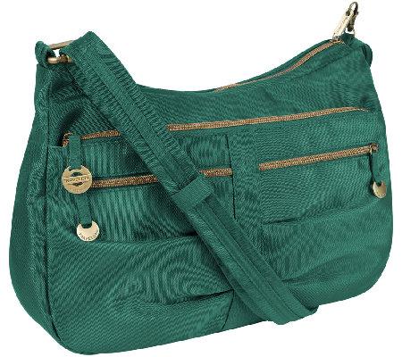 Travelon Anti Theft Crossbody Bag With Rfid Protection