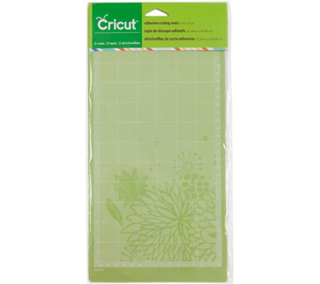 Cricut Standard Grip Adhesive Cutting Mat 2-Pack