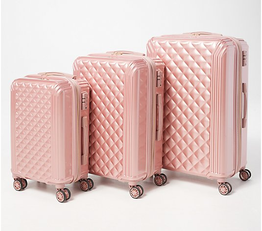 Triforce Luggage Set of 3 Spinner Luggage - Avignon