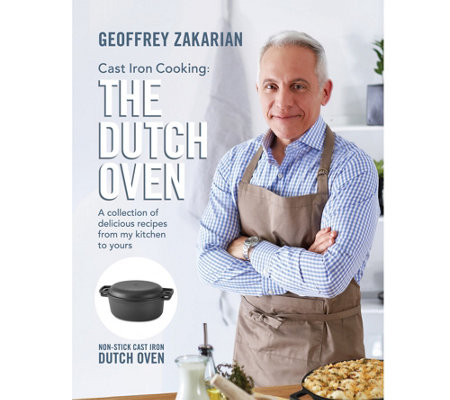 Cast Iron Cooking: The Dutch Oven by Geoffrey Zakarian