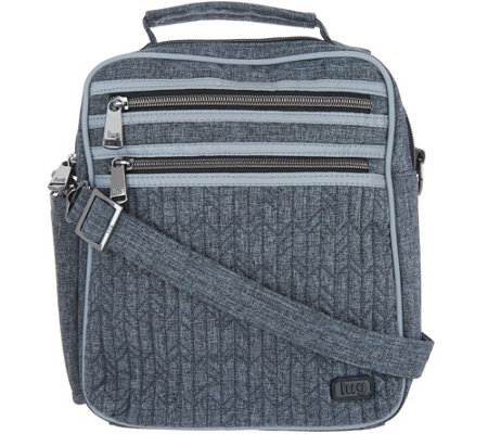 Lug North South Crossbody Boxcar