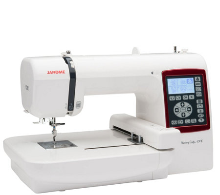 Janome Memory Craft 230E Embroidery-Only Machine