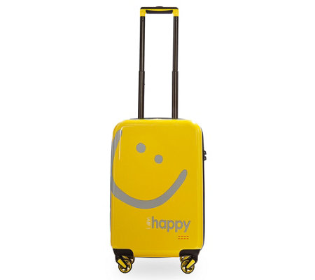 Peace Love World Carry On Hardside Luggage