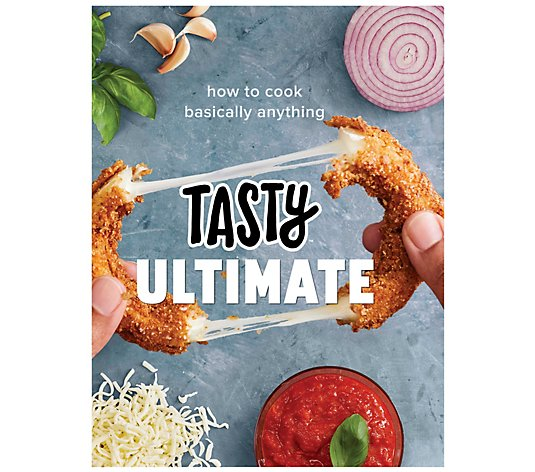 """Tasty Ultimate"" Cookbook by Tasty"