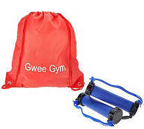 Gwee Gym Resistance Band Workout System - F13297