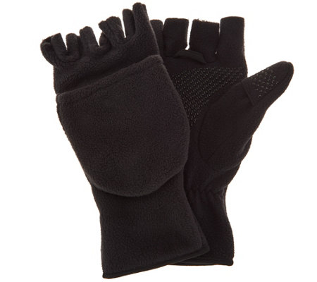 Multi Mitt Gloves With Cell Phone Storage Pocket By Sprigs