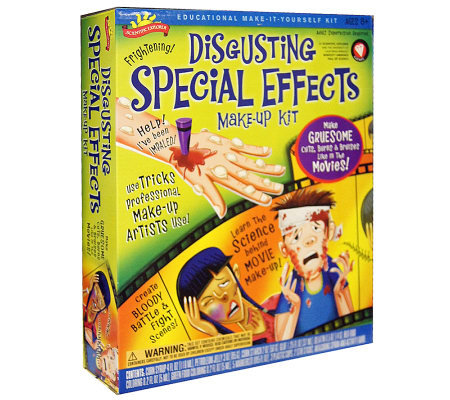 Scientific Explorer Disgusting Special Effect sMakeup Kit
