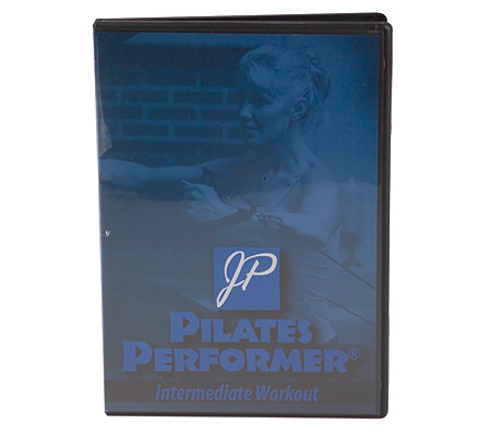 Pilates Performer JP Intermediate 15 Minute Workout DVD