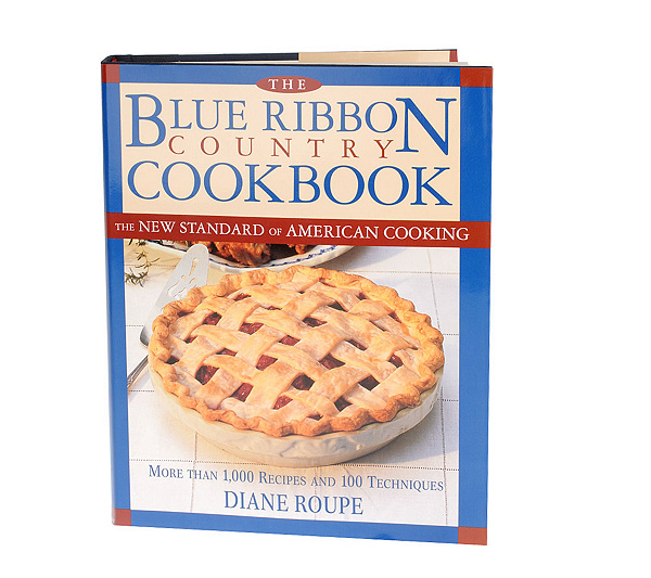 Blue Ribbon Country Cookbook By Diane Roupe Page 1 Qvc