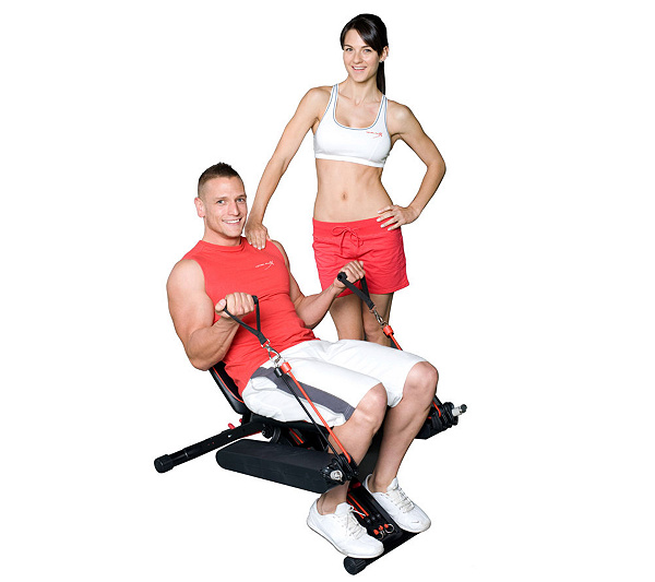 Total flex complete body workout home gym eoua
