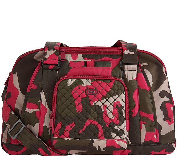 Lug East West Overnight Bag with RFID - Propeller - Page 1 — QVC.com 8f39d81777c10