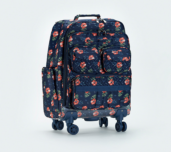 The Lug Travel Roller Bag - Puddle Jumper Wheelie 2 travel product recommended by Debbie Wright on Lifney.