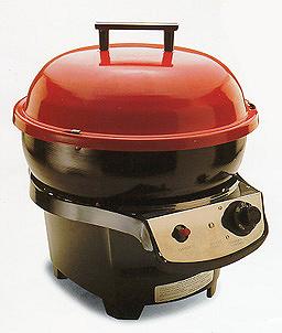 Nordic Ware BBQ Cookware Portable Gas BBQ Grill — QVC.com