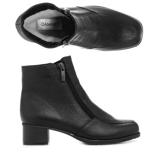 damart bottes fourrées femme
