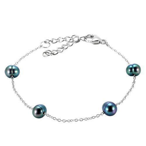 honora pearls bracelet - www.qvc.fr