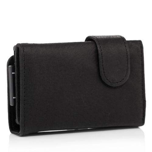 Portefeuille 2-en-1 en Cuir avec Protection RFID - Achat en ligne - QVC  France 0de06e8f211