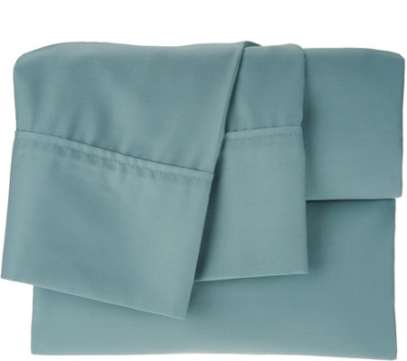 """As Is"" Casa Zeta-Jones 100% Rayon made from Bamboo Sheet Set"