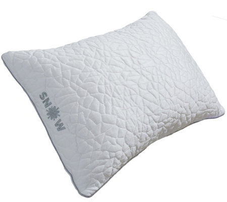 Protect-A-Bed Therm-A-Sleep Snow Multi-Sleep Position Pillow