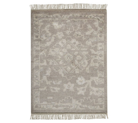 Nourison Elan Silver Area Rug 2 3 X 3 By Valerie