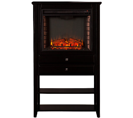 Victoria Electric Convertible Fireplace Tower