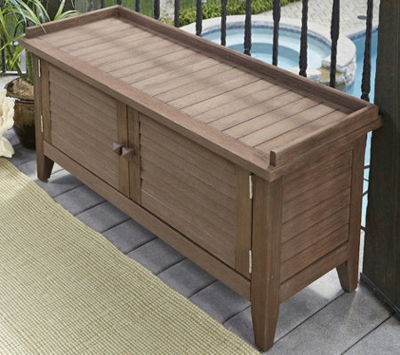 Laguna Outdoor Storage Bench