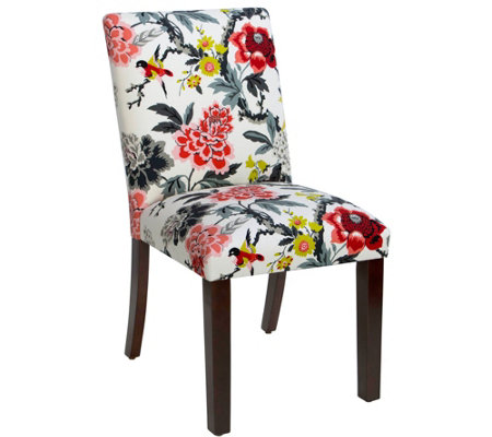 Skyline Furniture Candid Moment Ebony Dining Chair