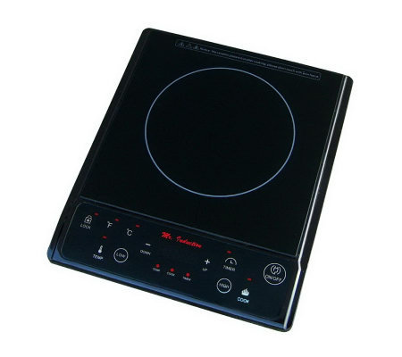 SPT 1300W Induction Cooktop - Black