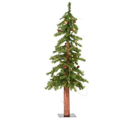 3' Alpine Christmas Tree by Vickerman