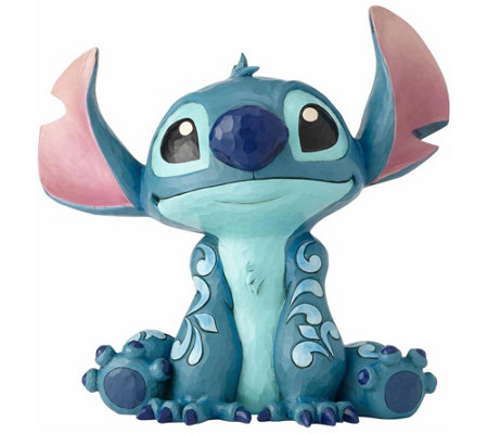 Disney Traditions By Jim Shore Stitch Statue Figurine
