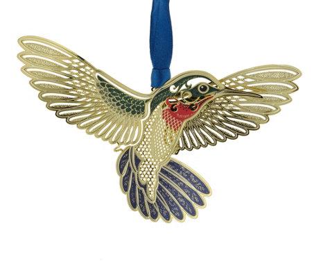 Hummingbird Ornament By Beacon Design