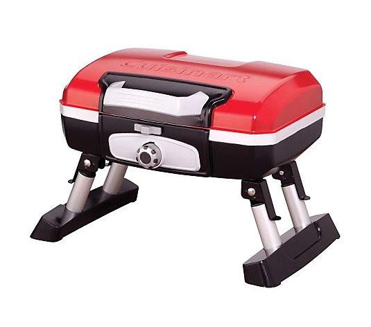 Cuisinart Petite Gourmet Portable Tabletop Outdoor Gas Grill