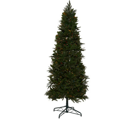 Bethlehem Lights 7.5' Sitka Spruce Christmas Tree