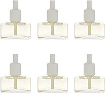 HomeWorx by Harry Slatkin Set of 6 ScentWorx Refillables - H217004