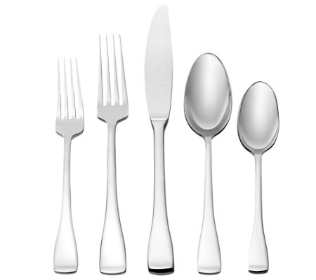 Oneida 45-piece Surge Flatware Set