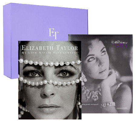 Elizabeth Taylor Deluxe Limited Edition Box Set Book
