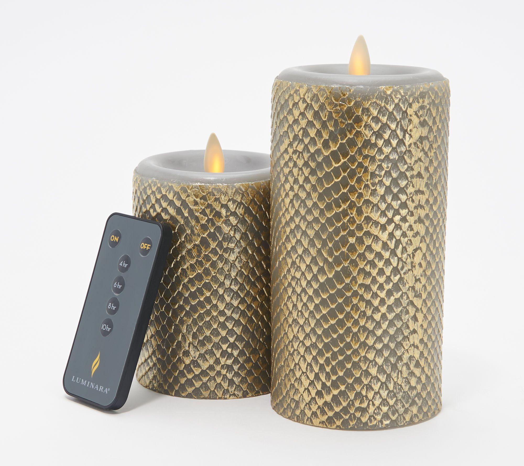 38% off Martha Stewart flameless candles