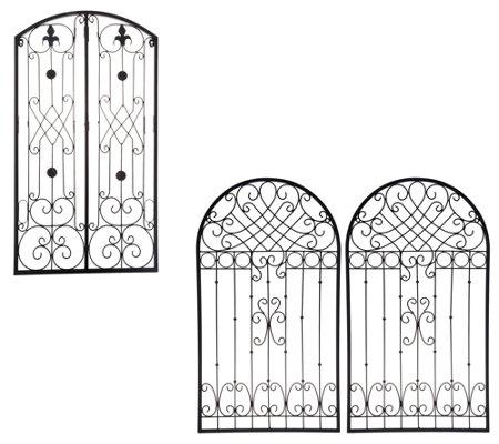 Choice Of Metal Garden Gates By Valerie