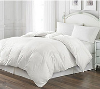 Royal Luxe White Goose Feather_Twin Comforter - H218907