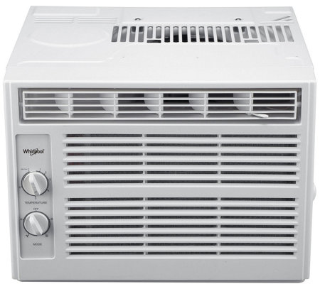 Whirlpool 115V Window-Mount Air Conditioner for150-Sq Ft Room