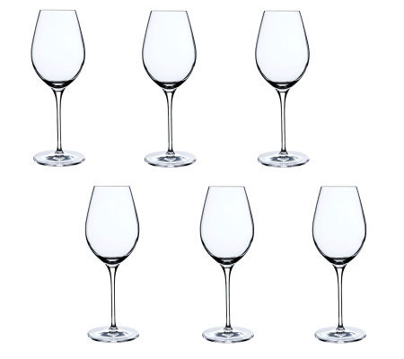 Luigi Bormioli 12.75-oz Vinoteque Fresco Wine Glasses - S/6