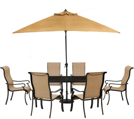 Cambridge Hammond 9-Piece Outdoor Dining Set