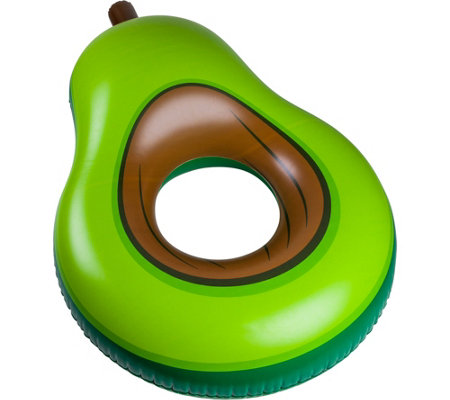 BigMouth Giant Avocado Pool Float