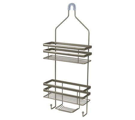 Honey Can Do Flat Wire Steel Shower Caddy