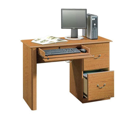 Sauder Orchard Hills Collection Computer Desk