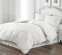 Royal Luxe White Goose Feather King Comforter - H218909
