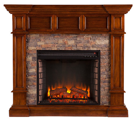 Mason Electric Convertible Fireplace