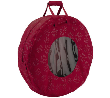 Seasons Wreath Storage Bag Large by Classic Accessories