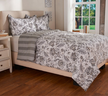 3 Pc English Countryside Comforter Set by Valerie